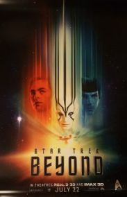 Star Trek Sonsuzluk — Star Trek Beyond