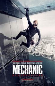 Suikast — Mechanic: Resurrection