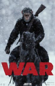 War for the Planet of the Apes –  Maymunlar Cehennemi 3