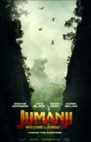 Jumanji: Welcome to the Jungle - Jumanji: Vahşi Orman