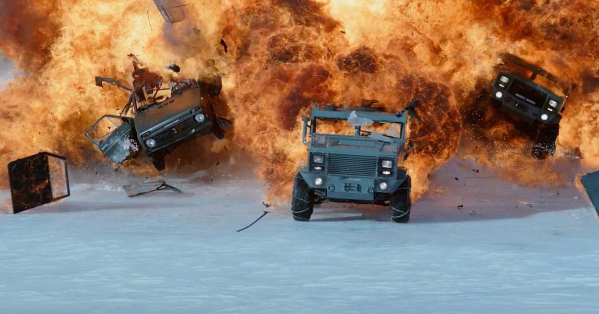 Hızlı Ve öfkeli 8 Fast And Furious 8 Izle Sinemagecesi Sunar
