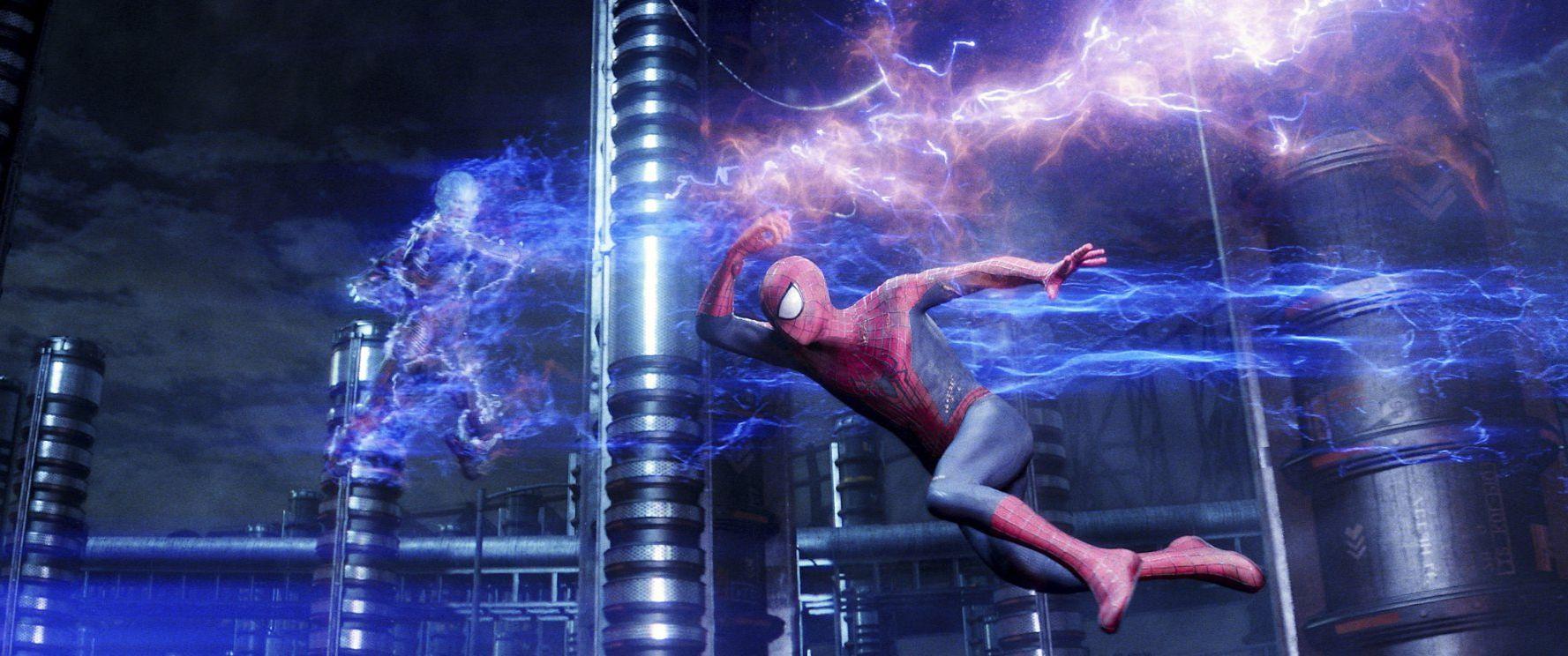 Inanılmaz örümcek Adam 2 The Amazing Spider Man 2 Izle